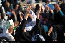 نوای ملکوتی دعای عرفه در ۳۲ بقعه متبرکه زنجان طنینانداز میشود