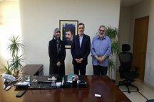جابری انصاری با خانواده امام موسی صدر در لبنان دیدار کرد
