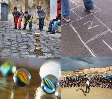 بازی های بومی و محلی پیوند دهنده نسل دیروز و امروز