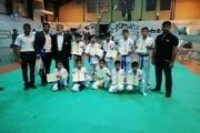 سردشت نایب قهرمان کاراته نوجوانان کشور شد