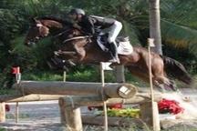 سوارکار زنجانی  در المپیک جوانان شرکت می کند
