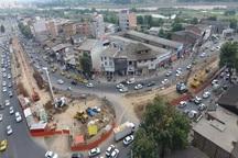 بن بست ترافیک شهر ساری در تخلف 50 میلیارد ریالی
