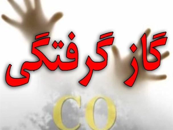 چهار مصدوم گازگرفتگی در نوشهر نجات یافتند