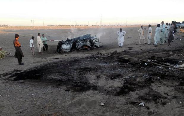 قاچاق سوخت در جنوب سیستان و بلوچستان پنج کشته برجا گذاشت