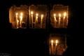 مراسم شام غریبان اباعبدالله الحسین (ع) در قزوین برگزار شد