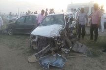نماینده مردم شرق گلستان در مجلس در حادثه رانندگی مصدوم شد
