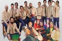 برگزاری کنسرت گروه رستاک در ساری