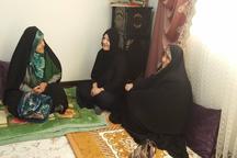 روایت معصومه ابتکار از دیدار با مادر سه شهید