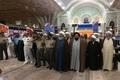 مسئولان عقیدتی ارتش با آرمانهای امام راحل تجدید میثاق کردند