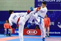 کاراته کاهای کرمانشاهی در ار دوی تیم ملی حضور یافتند
