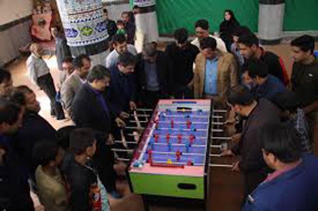 هفت خانه ورزشی در خمین راه اندازی شد