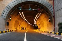 دومین تونل ترانزیتی کشور پیش از اربعین زیر بار ترافیک می رود