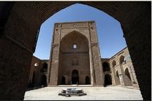 مسجد جامع کهن ترین بنای تاریخی شهر سمنان