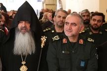 دشمنان نظام مقدس جمهوری اسلامی دشمنان تمام ادیان الهی هستند