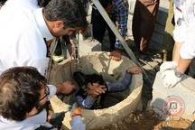 مرگ 4 نفر بر اثر ریزش چاه در روستای زنجان