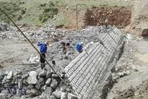 اجرای ۳ پروژه آبخیزداری در شهرستان دلفان