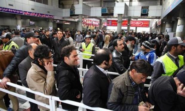 وضعیت خروج مسافران از مشهد تحت نظارت است