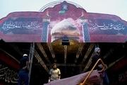 موکب آستان حضرت معصومه(س) در عمود 1080 برپا می شود