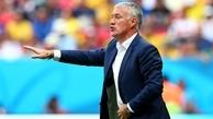 دشان:خوشحالم برنده بازی با پرو شدیم/نیمه دوم فرانسه مشکل داشت