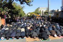 نماز ظهر عاشورا در ۳۵ نقطه کردستان اقامه میشود