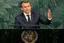 رئیسجمهوری فرانسه: عملیات نظامی در میانمار باید متوقف شود