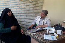 ۲۵۰ شهروند قزوینی از خدمات بسیج پزشکی بهرهمند شدند