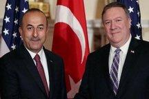 آمریکا و ترکیه بر سر اختلافات به توافق رسیدند