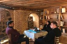 برنامه های کتابخانه ای در فضاهای تاریخی استان اردبیل اجرا می شود