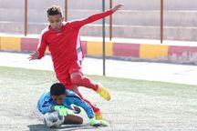 مسابقات فوتبال نونهالان کشور در بافق آغاز شد