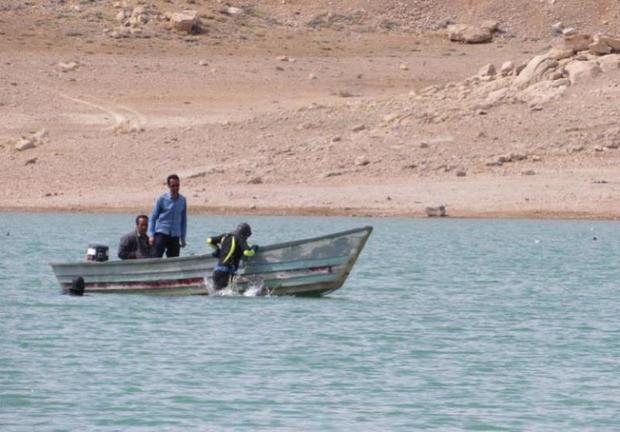 جسد مرد غرق شده در سد آیدوغموش میانه پیدا شد