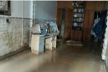 بارش باران به برخی روستاهای خراسان رضوی خسارت زد