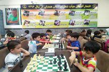 برترین های شطرنج همدان معرفی شدند