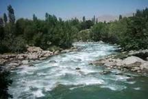 جریان امید در رگهای رودخانه قزل اوزن با تدبیر مسئولان