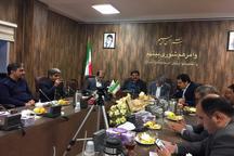 مشکلات شهر سنندج در جلسه مشترک اعضای شورا با رئیس مجمع نمایندگان استان بررسی شد