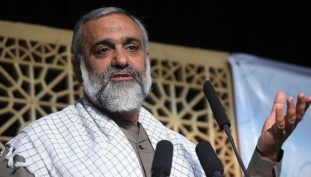 سردار نقدی: نفوذی ها قصد ایجاد مشکل در معیشت مردم دارند