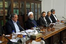 رئیس جمهور روحانی: در مورد هموطن زرتشتی عضو شورای شهر یزد، باید بر مبنای قانون اساسی و حقوق شهروندی عمل شود / در انجام وظایف قانونی و عمل به وعدهها، تردید نخواهم کرد/ آبروی کشور در گرو مبارزه قاطعانه و غیرگزینشی علیه فساد است