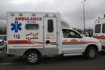 11 حادثه رانندگی با21 مصدوم و یک کشته در شرق سمنان