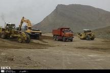 عملیات اجرایی باند دوم محور اردستان- اصفهان آغاز شد