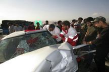 امداد رسانی به 16 حادثه جادهای طی یک هفته گذشته در اردبیل