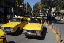 تعیین 300 دستگاه تاکسی کشیک همزمان با روز طبیعت در سنندج