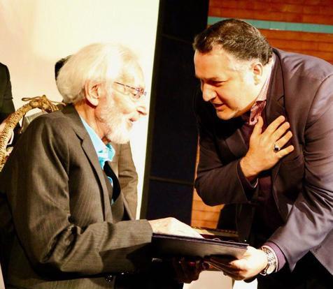 پیام تسلیت مدیرعامل بنیاد سینمایی فارابی به مناسبت درگذشت استاد جمشید مشایخی