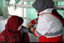 بهره مندی 3108 مسافر از خدمات طرح نوروزی جوانان هلال احمر قزوین