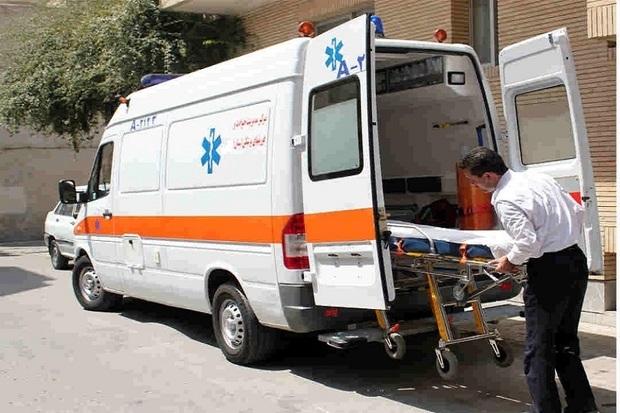 سوانح رانندگی در گچساران و باشت 10 مصدوم و یک کشته داشت