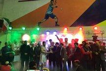جشن قهرمانی تبریزی ها در بسکتبال  مراسمی منظم و شایسته