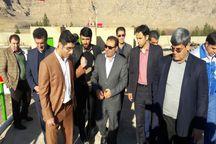 تصفیه خانه فاضلاب شهرک صنعتی شماره 2 خرم آباد بهره برداری  شد