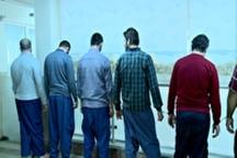 دستگیری اعضای باند کلاهبرداری 4 هزار میلیارد ریالی در تبریز