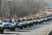 تیم های نوروزی راهداری در 67 نقطه از جاده های آذربایجان غربی مستقر می شود