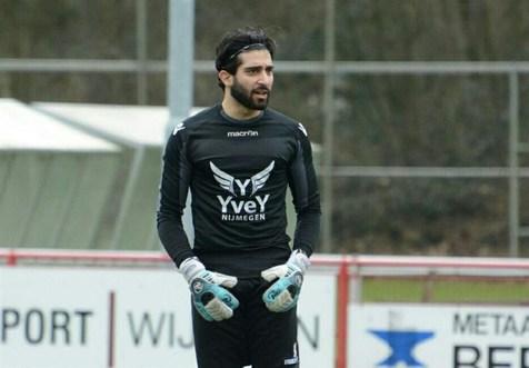 تیم امید نایمخن دروازهبان ایرانی جذب کرد