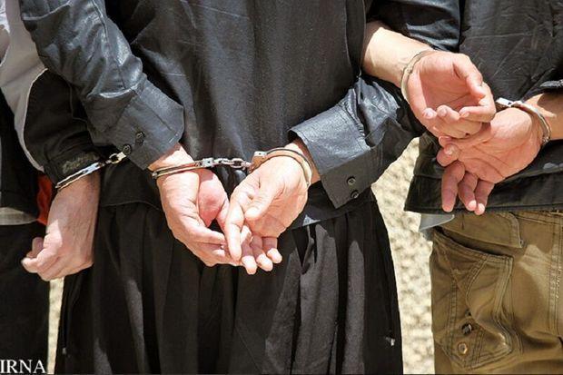 عاملان نزاع دسته جمعی در سیروان دستگیر شدند