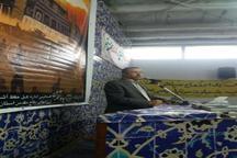 نماینده مجلس : ملت های مظلوم جهان به برکت انقلاب اسلامی در اوج عزت و اقتدار قرار دارند